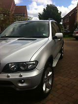 BMW X5 SPORT, DIESEL, AUTOMATIC image 2