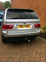 BMW X5 SPORT, DIESEL, AUTOMATIC image 4