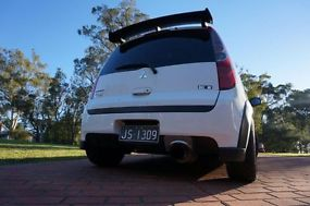Mitsubishi Colt Ralliart (2006) 5D Hatchback 5 SP Manual Turbo Rcolt Evo Recaros image 5