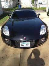 Turbo Pontiac GXP Solstice Convertible Black All Stock with only 14k miles! image 8