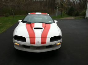 1997 Chevrolet Camaro SS 6 speed manual