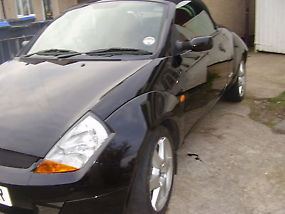 Ford streetka . red .Limited editionlady owner . L@@K .No reserve L@@K image 3