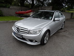 2009 59 plate mercedes benz C class C220 2.2Cdi sport manual ONLY 19850 miles image 1