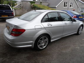 2009 59 plate mercedes benz C class C220 2.2Cdi sport manual ONLY 19850 miles image 5