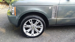 2004 Land Rover Range Rover HSE - only 56k miles - dealer serviced - clean image 3
