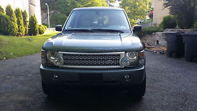 2004 Land Rover Range Rover HSE - only 56k miles - dealer serviced - clean image 4