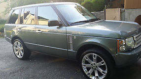 2004 Land Rover Range Rover HSE - only 56k miles - dealer serviced - clean image 5