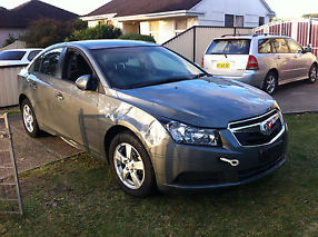 Damged Holden Cruze 2010 CD
