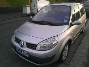 Renault scenic 2006 full service history