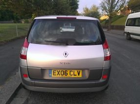 Renault scenic 2006 full service history  image 1