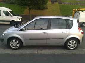 Renault scenic 2006 full service history  image 2