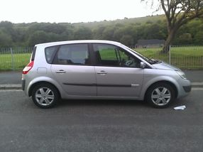 Renault scenic 2006 full service history  image 5