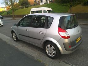Renault scenic 2006 full service history  image 8