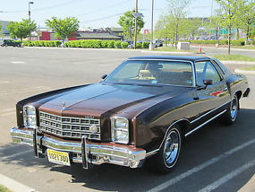1977 Chevrolet Monte Carlo - Like New! One Owner, All Original, Always Garaged!