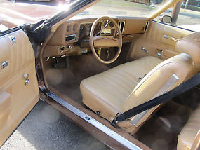 1977 Chevrolet Monte Carlo - Like New! One Owner, All Original, Always Garaged! image 5