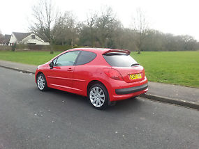 Peugeot 207 GT HDI, 2007, 1.6 ltr, Full service record! image 2