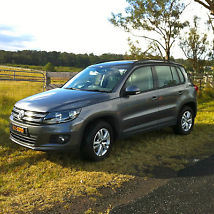 VW TIGUAN 103TDI 4MOTION DIESEL 6 SPEED 2012 CURRENT MODEL