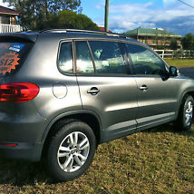 VW TIGUAN 103TDI 4MOTION DIESEL 6 SPEED 2012 CURRENT MODEL image 6