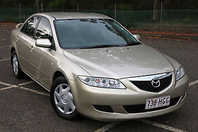 **2003 Mazda 6 Gold RWC & REGO Excellent Condition Full History Just Serviced!**