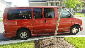 1999 GMC SAVANA 1500 CONVERSION VAN, V8, 5.0L, CUSTOM CRAFT, LOADED image 1