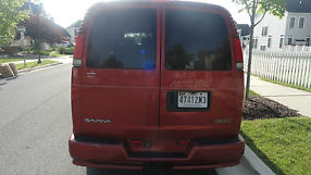 1999 GMC SAVANA 1500 CONVERSION VAN, V8, 5.0L, CUSTOM CRAFT, LOADED image 3