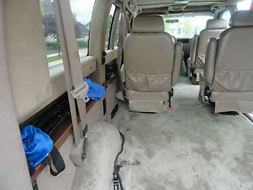 1999 GMC SAVANA 1500 CONVERSION VAN, V8, 5.0L, CUSTOM CRAFT, LOADED image 6