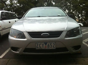 2007 Ford Falcon BF Mk II XT Sedan 4dr Spts Auto 4sp 4.0Gi (LPG Only)