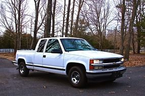 1997 chevy c1500ext cab stepside