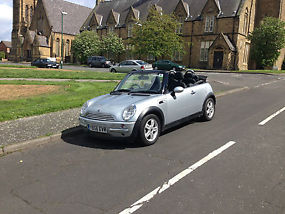 MINI ONE CONVERTIBLE 56 PLATE VERY CLEAN!!!!!!!! image 7