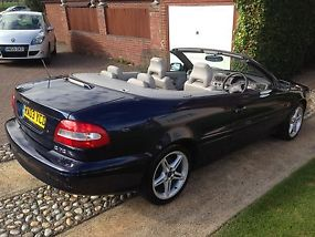 VOLVO C70 T GT CONVERTIBLE BLUE 2003 2 LITRE MANUAL PETROL image 1