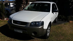 Ford Territory TX (2005) 4D Wagon 4 SP Auto