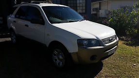 Ford Territory TX (2005) 4D Wagon 4 SP Auto  image 1