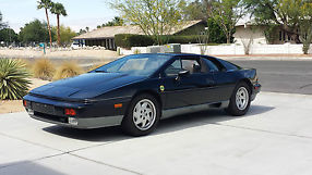 1988 Lotus Esprit Turbo Coupe 2-Door 2.2L image 1