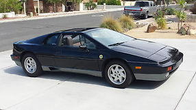 1988 Lotus Esprit Turbo Coupe 2-Door 2.2L image 5