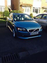 2009 VOLVO C30 R-DESIGN SE BLUE With Free 29 months Gold Warranty  image 2