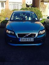 2009 VOLVO C30 R-DESIGN SE BLUE With Free 29 months Gold Warranty  image 3