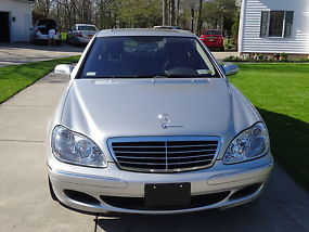 2006 mercedes benz s430 4matic awd low mileage 43 900 for 2006 mercedes benz s430 4matic