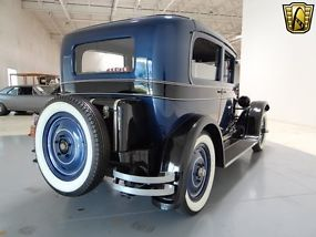 Classic 1927 nash special six model 333 for 1927 nash 4 door sedan