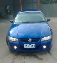 2004 Holden Commodore SV6  image 1