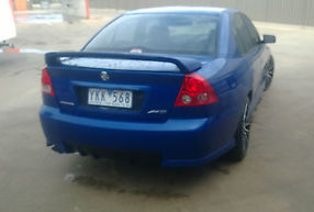 2004 Holden Commodore SV6  image 2
