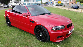 Bmw E46 M3 Imola Red New Severely Reinforced Subframe New Vanos Rebuild Fsh
