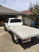 Holden Rodeo RA 2003 Single Cab