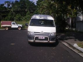 TOYOTA ,DIESEL,COMMUTER 2008 10 SEATER  image 1