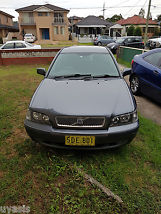 2002  S40 S4096A 5 Speed Automatic Sedan