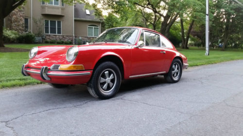 1970  911 Coupe