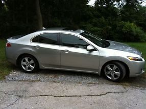 2009 Acura TSX Base Sedan 4-Door 2.4L, navigation, back-up camera
