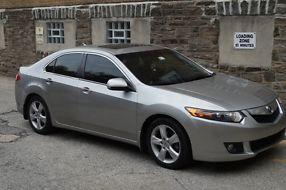 2009 Acura TSX Base Sedan 4-Door 2.4L, navigation, back-up camera image 4