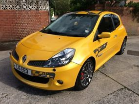 renault clio sport F1 limited edition (not tyre r, 182, 172, RS,focus st,cup)