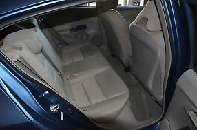Hatchback Interior Like New Tan Cloth, Blue Exterior, New Tire, Brakes, 90K Ser image 2