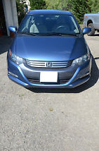 Hatchback Interior Like New Tan Cloth, Blue Exterior, New Tire, Brakes, 90K Ser image 4